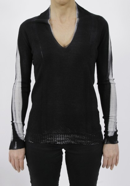 MD75 V-Neck Pullover Women